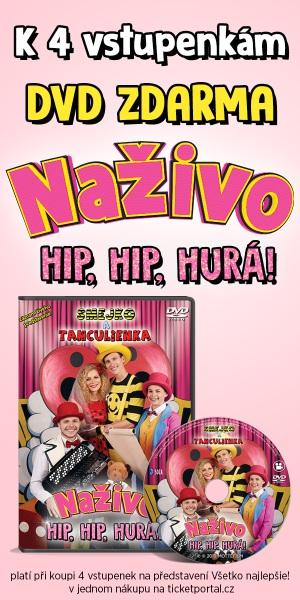 Smejko Všetko najlepšie DVD 2019-20_300x600