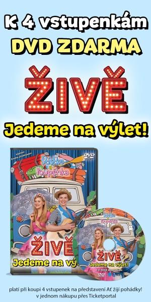 Štístko a Poupěnka Pohádky DVD 2019-20_300x600