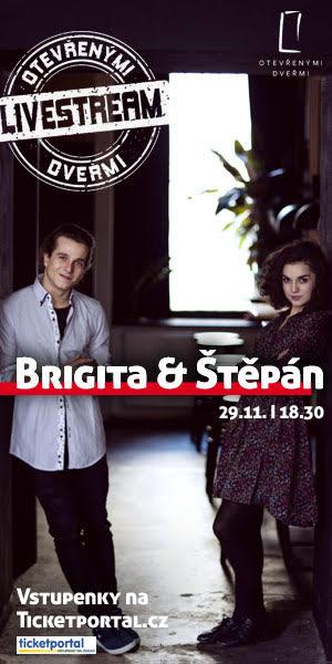 BRIGITA & ŠTĚPÁN LIVE STREAM 2020_300x600