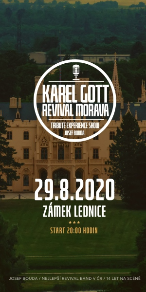 Karel Gott Revival Morava 2020_300x600