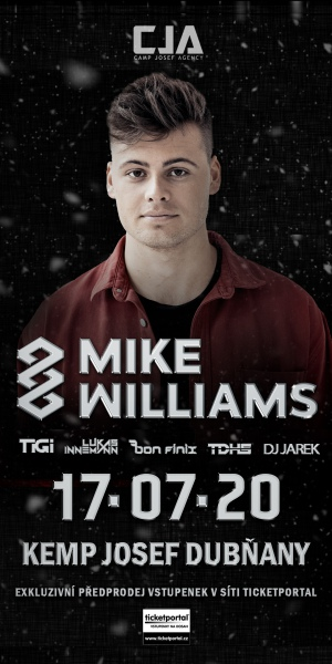 Mike Williams PRECamp Festival 2020_300x600