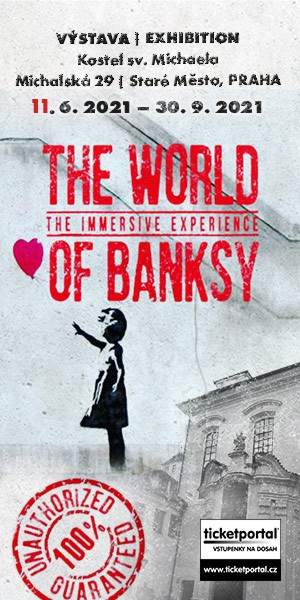 THE WORLD OF BANKSY 2021_300x600