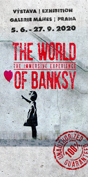THE WORLD OF BANKSY 2020_300x600