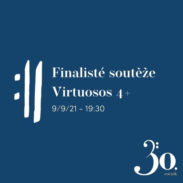 Finalisté soutěže Virtuosos V4+