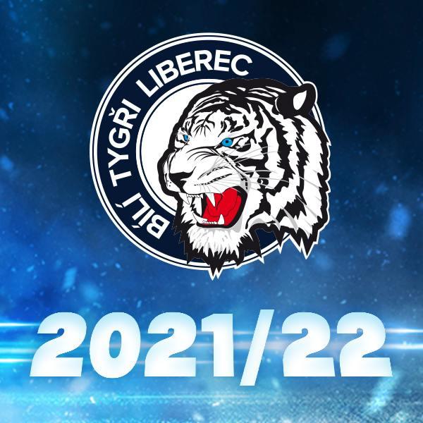 Bílí Tygři Liberec - Permanentka 2021/2022