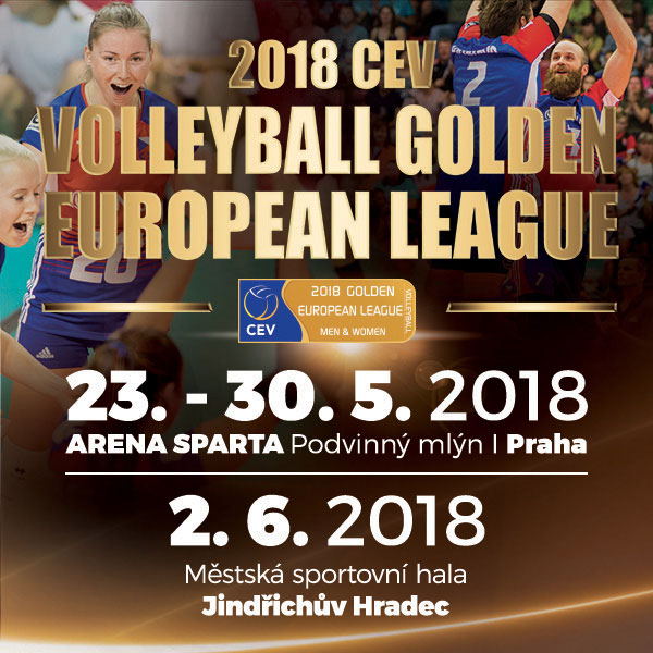 2018 CEV Volleyball Golden European League