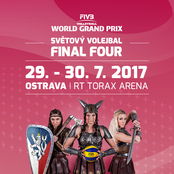 FIVB Volleyball World Grand Prix 2017 – Final Four