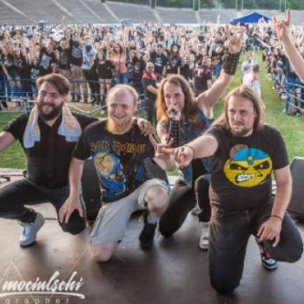 IRON MAIDEN Tribute Band - Blood Brothers (UA) - koncert v Olomouci -Bounty Rock Cafe, Hálkova 171/2, Olomouc