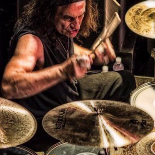 "VINNY APPICE band ""Mob Rules live"" USA"