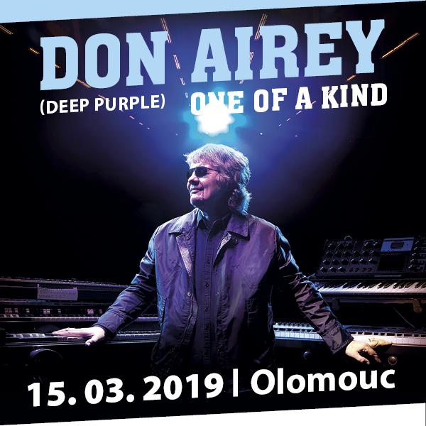 Don Airey (Deep Purple) & Friends (GB)