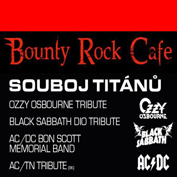 SOUBOJ TITÁNŮ - AC/DC, BLACK SABBATH, OZZY OSBOURN