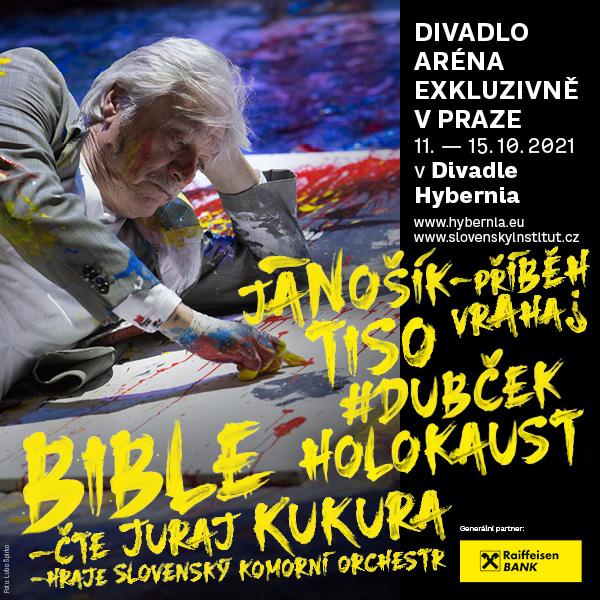 BIBLE – čte Juraj Kukura