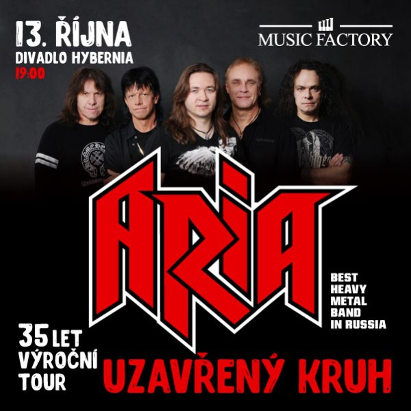 ARIA (RUS) - UZAVŘENÝ KRUH