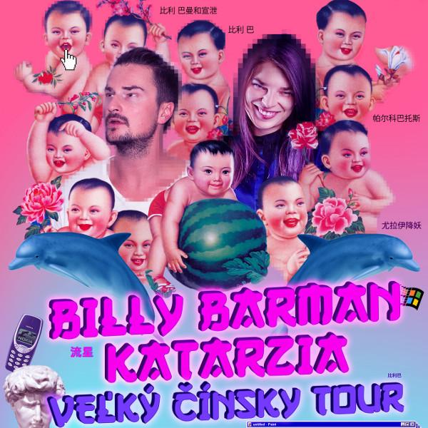 Billy Barman - Katarzia - Veľký čínský tour