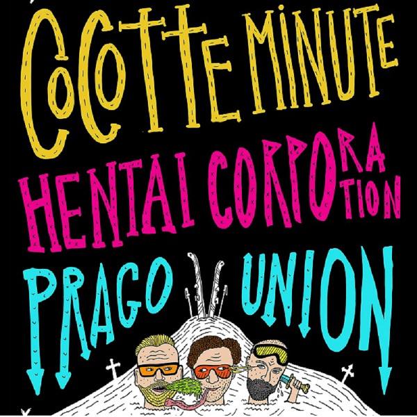Cocotte Minute/ Hentai Corporation/ Prague Union