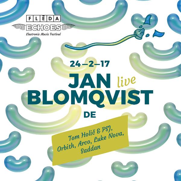 Echoes: Jan Blomqvist LIVE (DE)