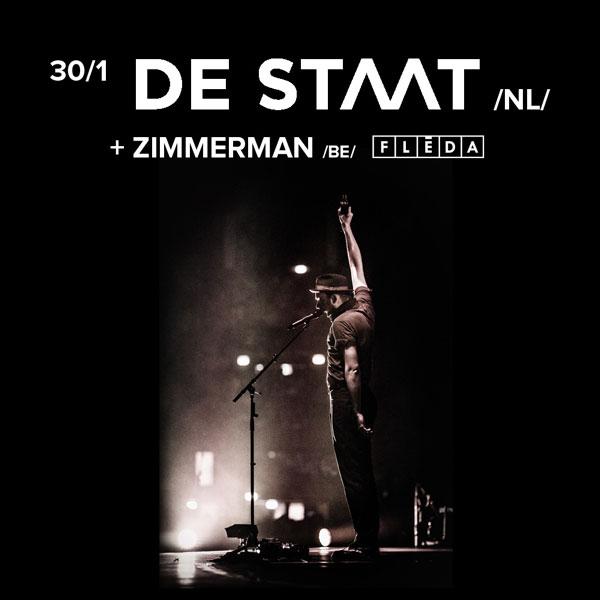 De STAAT /NL/+ Zimmerman /BE/