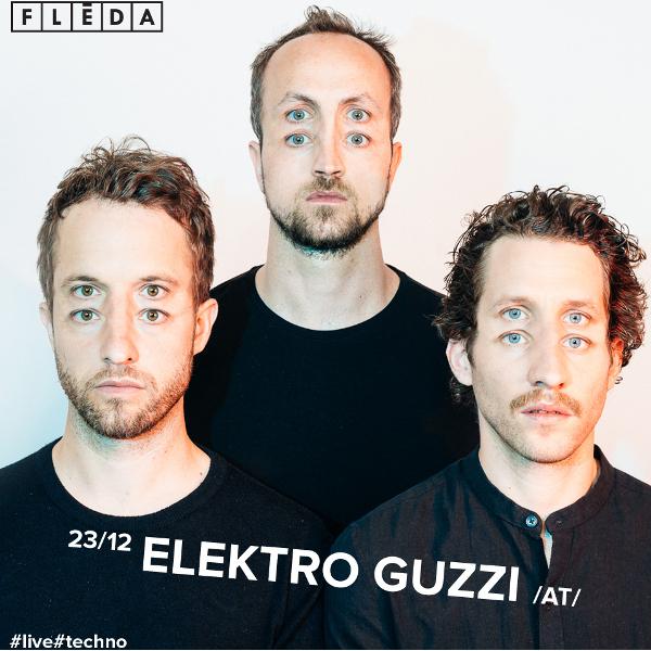 NAROZENINY FLÉDY / ELEKTRO GUZZI (AT)