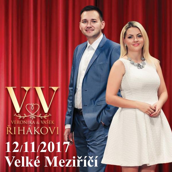 Veronika a Vašek Řihákovi a V & V Music Band