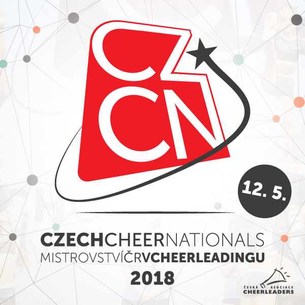 MISTROVSTVÍ ČESKÉ REPUBLIKY V CHEERLEADINGU 2018