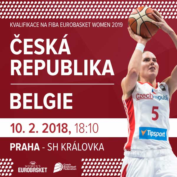 Česká republika - Belgie