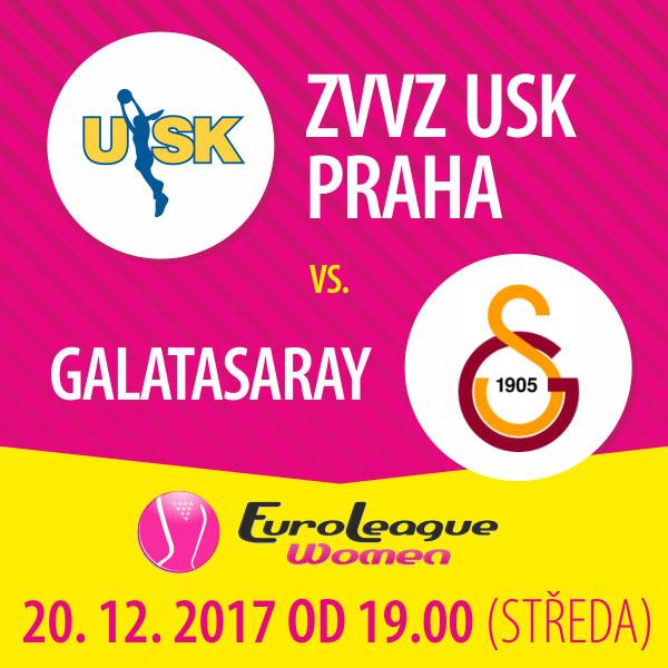 ZVVZ USK Praha - Galatasaray
