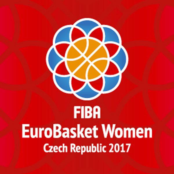 FIBA EuroBasket Women 2017 / BEL : MNE, LAT : RUS