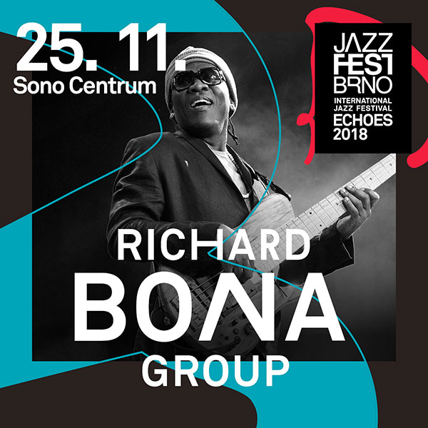 JazzFestBrno: Richard Bona Group