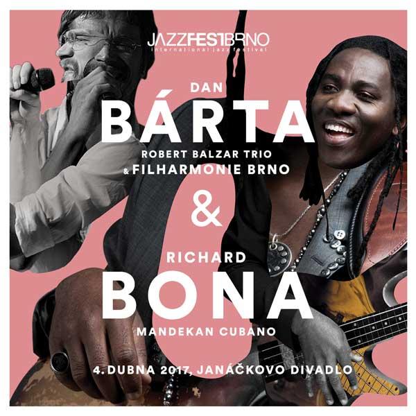 Richard Bona/ Dan Bárta, RBT a FB