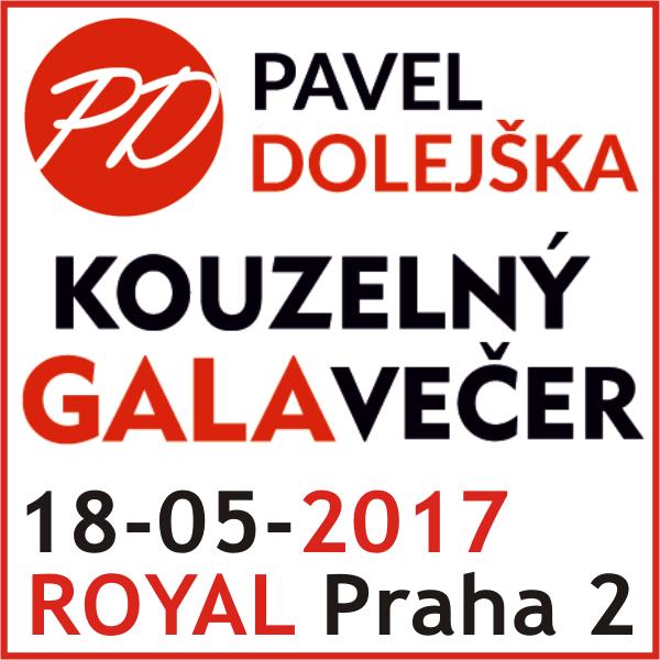 Pavel Dolejška - Kouzelný GALAVEČER