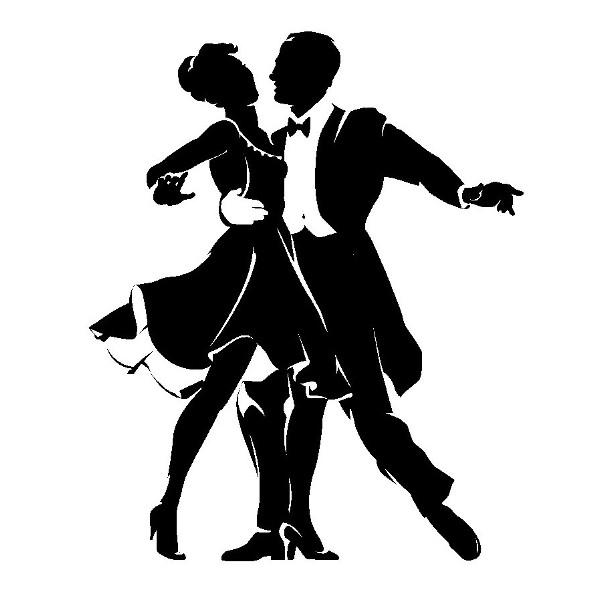 Taneční zábava - manželé Hvozdovi