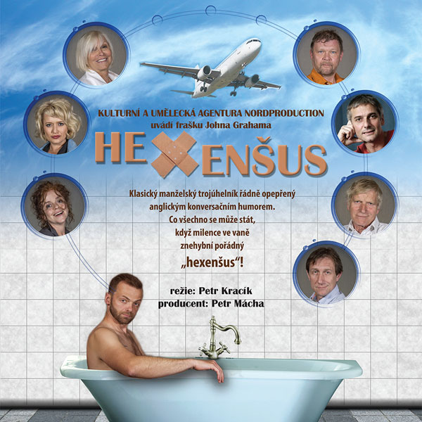 Divadlo - HEXENŠUS