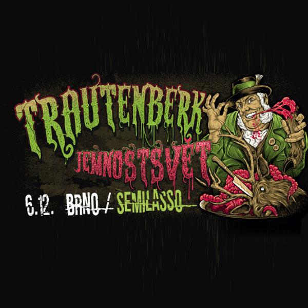 TRAUTENBERK Jemnosvět tour 2018