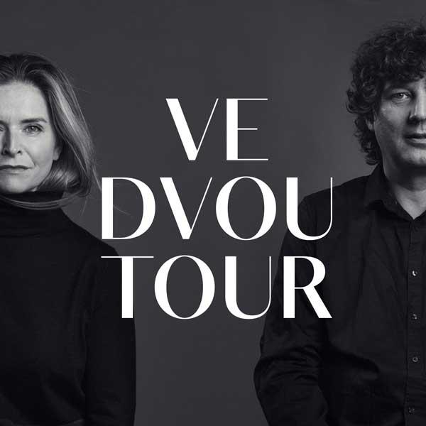 Lenka Nová & Petr Malásek - ve dvou tour 2018