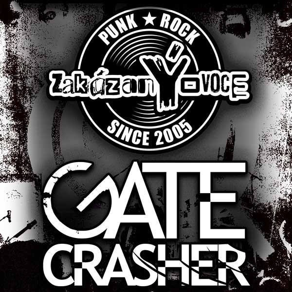 GATE CRASHER - 10 LET
