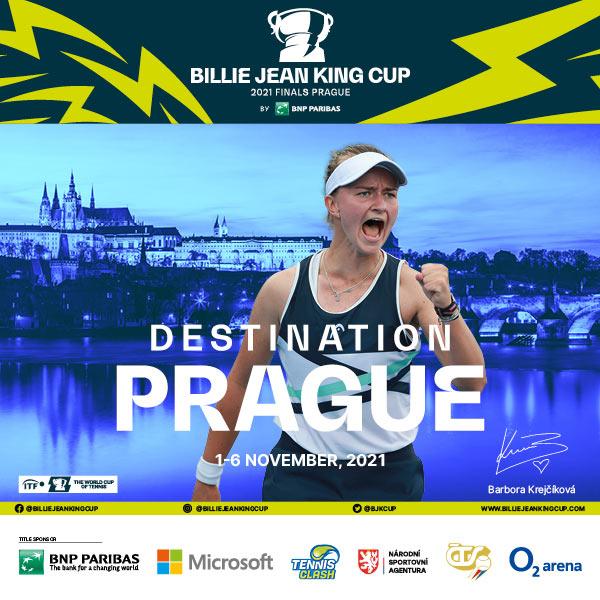 Billie Jean King Cup: FRA-RTF, NB 17:00 USA-ESP