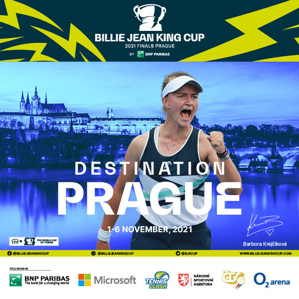 Billie Jean King Cup: FRA-CAN, NB 17:00 CZE-GER