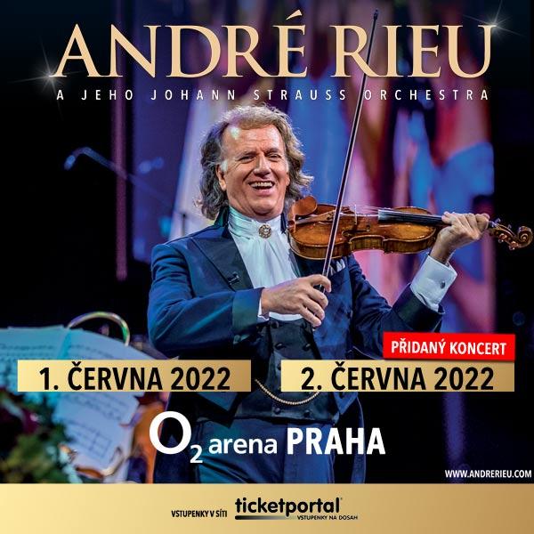 André Rieu in Prague 2022