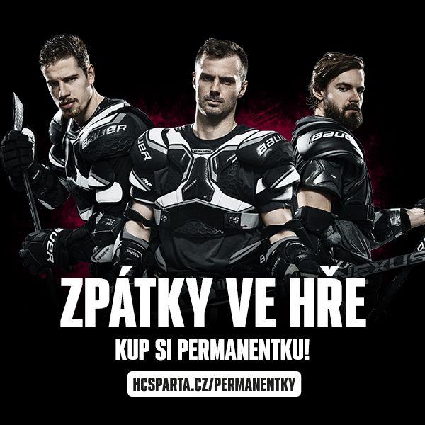 HC Sparta Praha - Permanentka 2021/2022