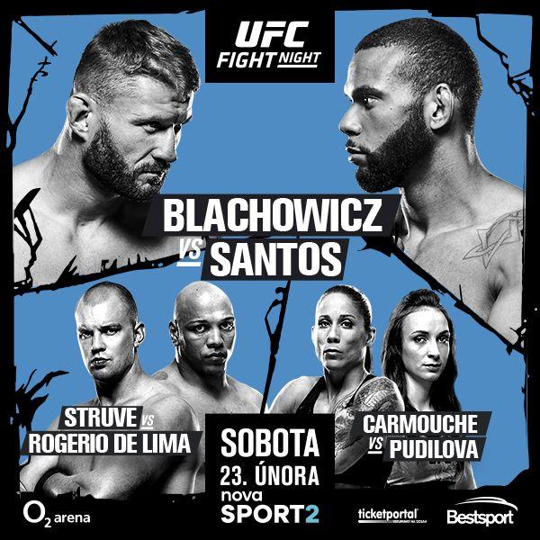 UFC FIGHT NIGHT PRAGUE