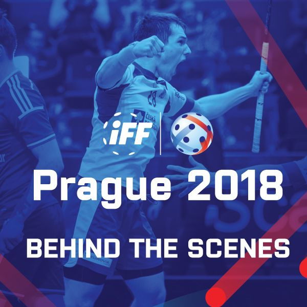WFC 2018-Behind The Scenes Tour