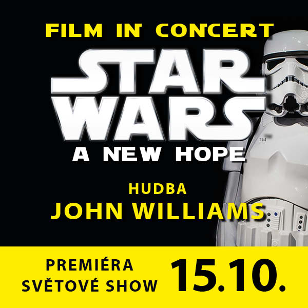 STAR WARS IV in Concert