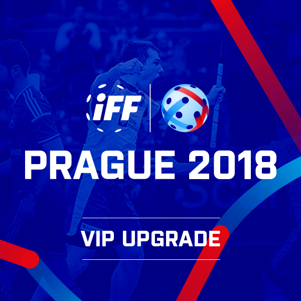 WFC 2018–VIP upgrade/afternoon session