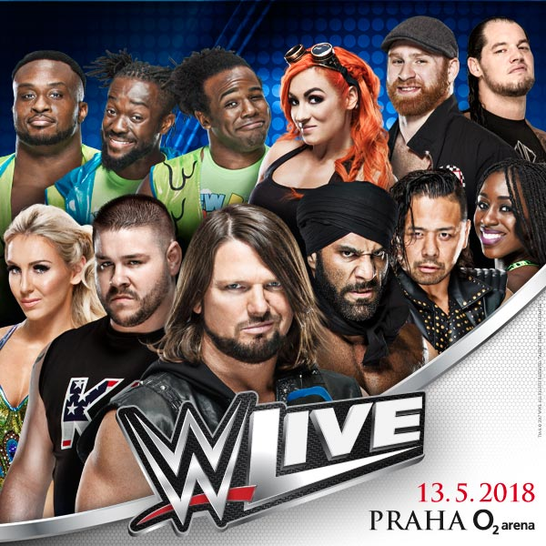 WWE Live Superstars