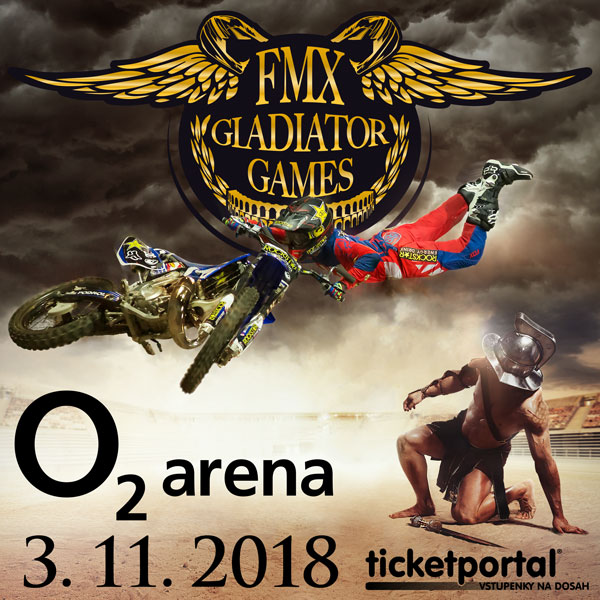 FMX GLADIATOR GAMES 2018
