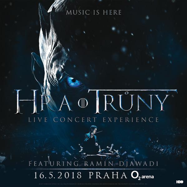 HRA O TRŮNY – LIVE CONCERT EXPERIENCE