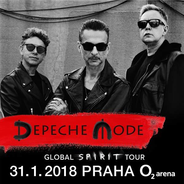 DEPECHE MODE 2018-Package Tickets
