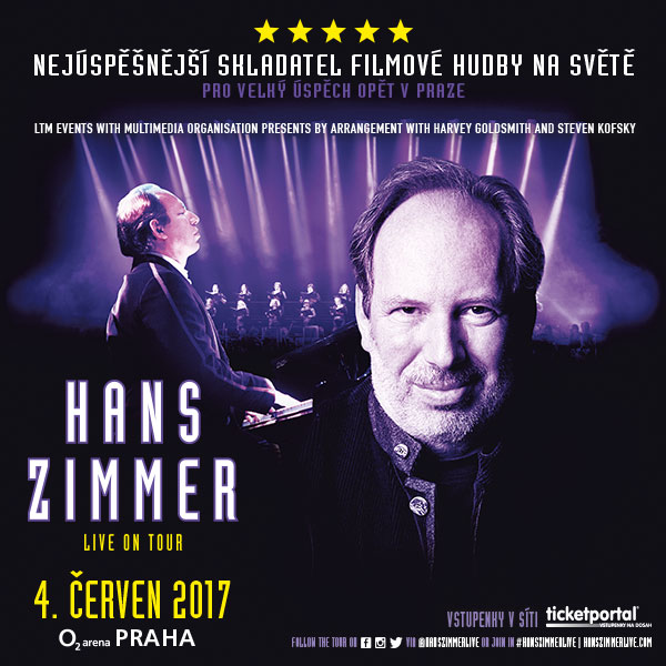 Hans Zimmer – Live On Tour 2017