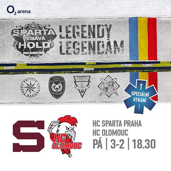 21 HC Sparta Praha - HC Olomouc