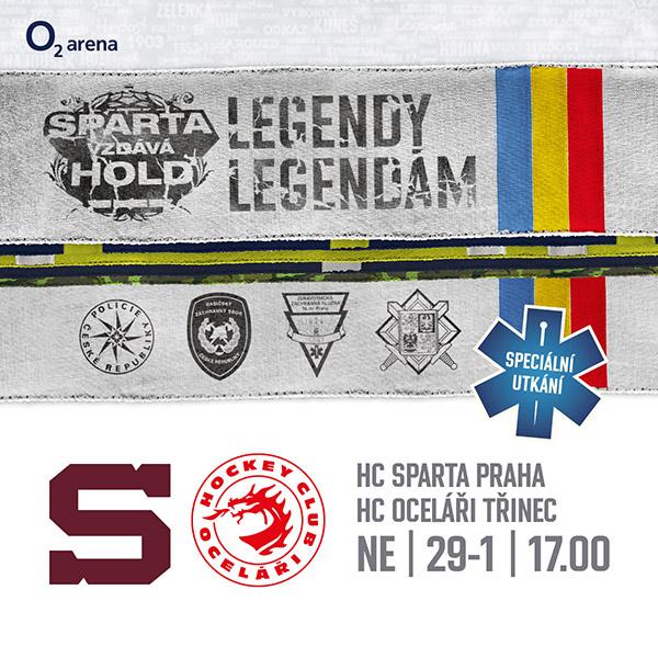 20 HC Sparta Praha - HC Oceláři Třinec